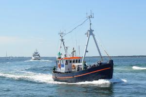 Photo of HJALMAR ship