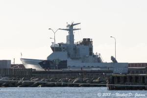 Photo of HDMS HAVFRUEN ship