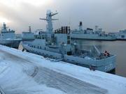 HDMS NAJADEN (MMSI: 220434000)