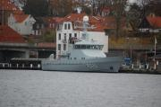 HDMS ROTA (MMSI: 220436000)