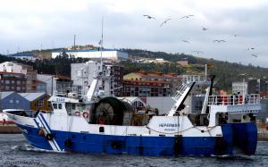 Photo of HEPERMAR ship