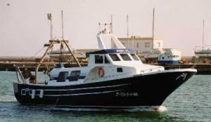 Photo of SARI. ship
