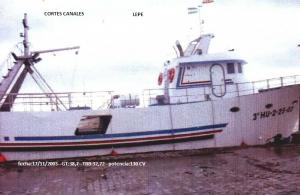 Photo of CORTES CANALES ship
