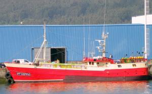 Photo of VILLA DE SARGADELOS ship