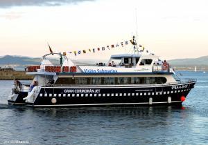 Photo of GRAN CORMORAN JET ship