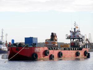 Photo of LA ISLETA ship