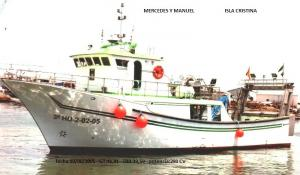 Photo of MERCEDES Y MANUEL ship
