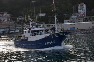 Photo of NVO HNS CORTABITARTE ship