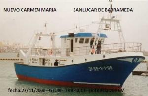 Photo of NUEVO CARMEN MARIA ship