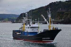 Photo of BERRIZ IRIGOIEN ship