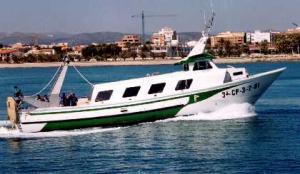 Photo of TIO SALVADOR ship