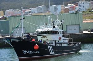 Photo of BERRIZ AMATXO ship
