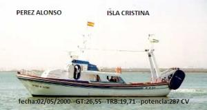Photo of PEREZ ALONSO ship