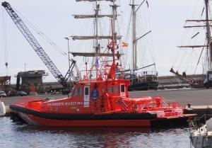 Photo of SALVAMAR TENERIFE ship