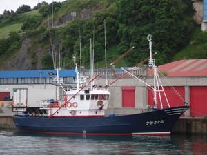 Photo of OTZARRI BERRIA ship