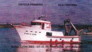Photo of ORTEGA PRIMERO ship