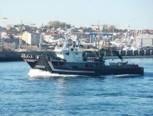 Photo of O'ORIENTE ship