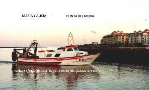 Photo of MARIA Y ALICIA ship