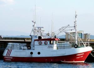 Photo of FRESAN ship