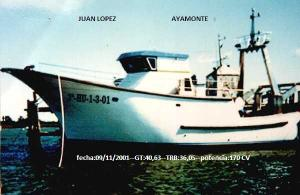 Photo of JUAN LOPEZ ship