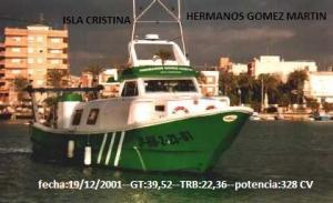 Photo of HNOS GOMEZ MARTIN ship