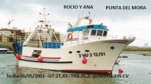 Photo of ROCIO Y ANA ship