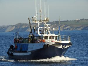 Photo of OSTARTE ship