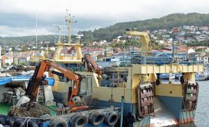 Photo of ENSENADA DE BUEU ship