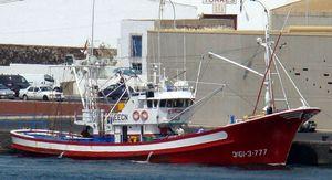 Photo of MONTE ARBALLU ship