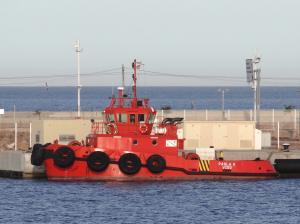 Photo of PAULA S ship
