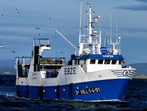 Photo of SANPER ship