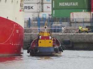 Photo of MASPALOMAS ship