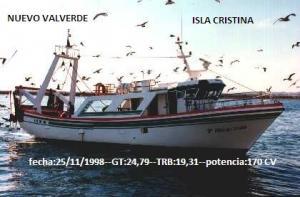 Photo of NUEVO VALVERDE ship