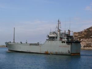 Photo of MARTIN POSADILLO ship