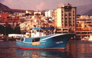 Photo of EL VITORINO ship