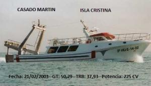 Photo of CASADO MARTIN ship