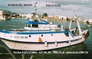 Photo of PACO JOSE ship