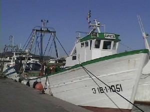 Photo of GANASA ship