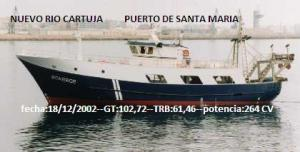 Photo of NUEVO RIO CARTUJA ship