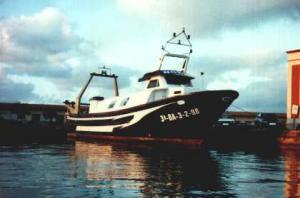 Photo of NORAI ship