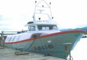 Photo of CAP PRIM SEGON ship