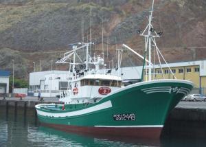 Photo of BIDASOA ship