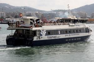 Photo of CALA SAONA ship