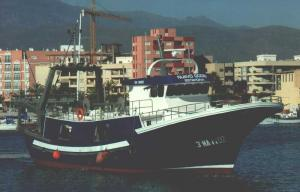 Photo of NUEVO GODIE ship