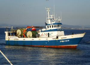Photo of MARIA DOS ANXOS ship