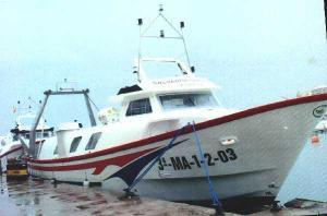 Photo of SALVADOR CAZORLA ship