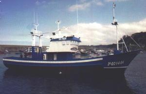 Photo of EL MACIZO ship