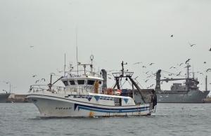 Photo of PEPA ALONSO ship