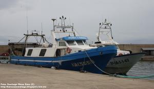 Photo of PERET I PAQUITA ship