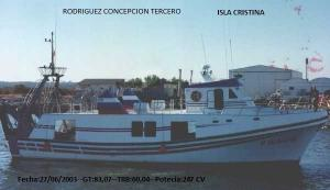 Photo of RODRIGUEZ CONCEP TER ship